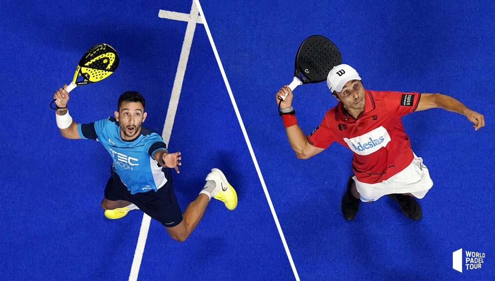 Sanyo Gutiérrez y Fernando Belasteguín a por el nº1