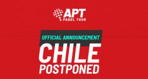 APT Padel Tour pospone el Open de Chile