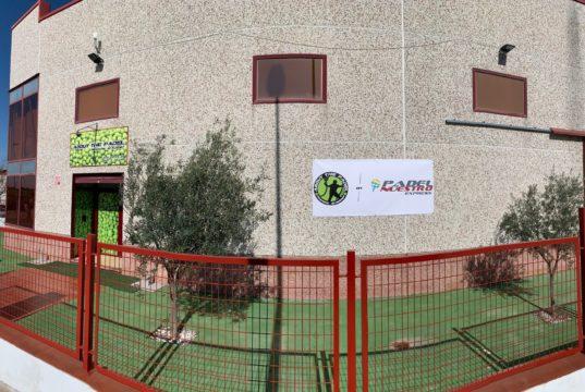 Padel Nuestro inaugura la primera tienda Express en Cáceres