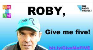 Give me five con Roby Gattiker