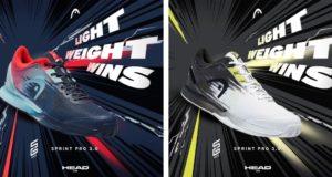 HEAD SPRINT PRO 3.0 CLAY, las nuevas zapatillas de Sanyo Gutiérrez