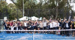 """El club de Padel Sydney primera edición del """"Padel State of Origin"""""""