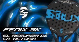 Siux lanza al mercado la nueva Fenix 3K
