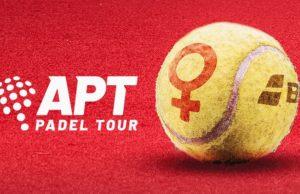 APT Padel Tour tendrá circuito femenino