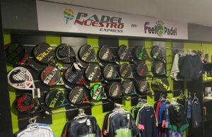 Padel Nuestro inaugura la primera tienda Express en Granada