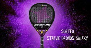 Sorteo de una pala StarVie Dronos Galaxy