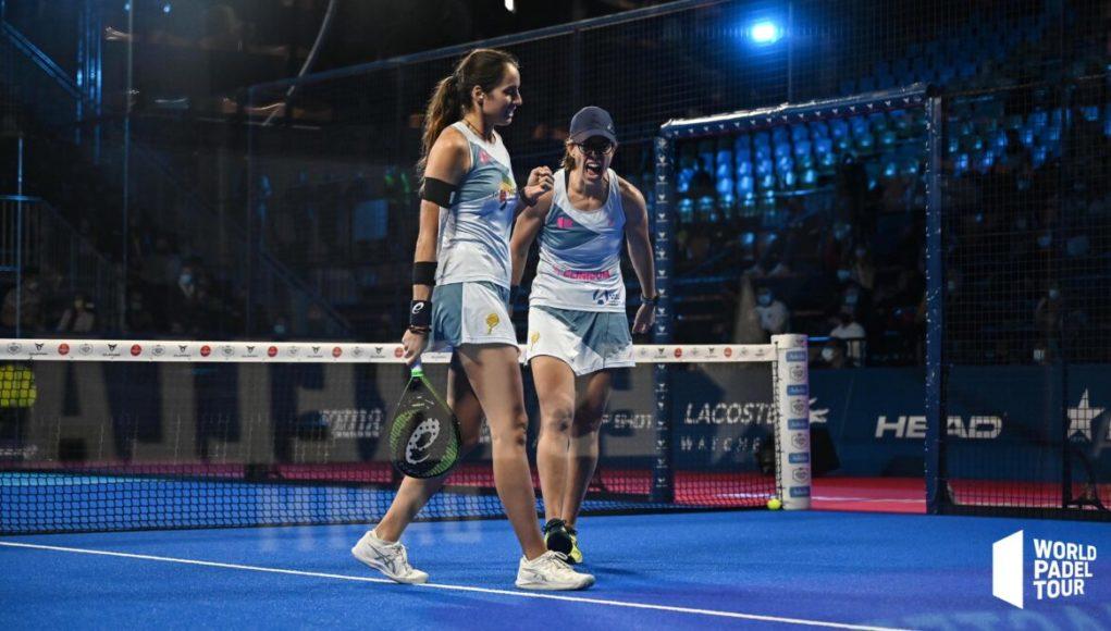 Gemma Triay y Lucía Sainz, son las ganadoras del premio a la
