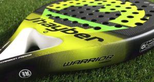 Análisis de la pala de pádel J'hayber Warrior Carbon
