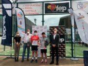 Catorce parejas sobresalen en la prueba de Ciudad Real y se convierten en las primeras campeonas del Circuito Nacional de Menores Babolat 2021