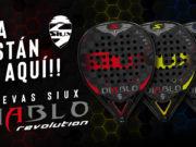 Ya están aquí las nuevas Siux Diablo Revolution