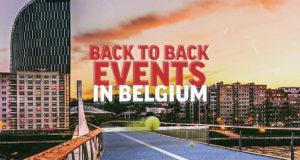 Bélgica acogerá dos torneos seguidos del APT Padel Tour tras la cancelación del Mónaco Open