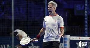 Locura en los octavos de final masculinos del Adeslas Madrid Open 2021