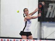 Teresa Navarro baja en el Adeslas Madrid Open