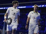 Franco Stupaczuk y Álex Ruiz eliminan a los nº1 en los cuartos de final del Adeslas Madrid Open 2021