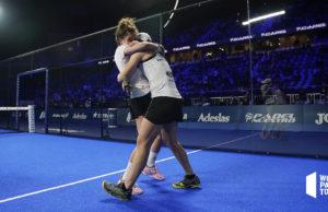 Lucía Sainz y Bea González a la final del Adeslas Madrid Open 2021 tras eliminar a las nº1