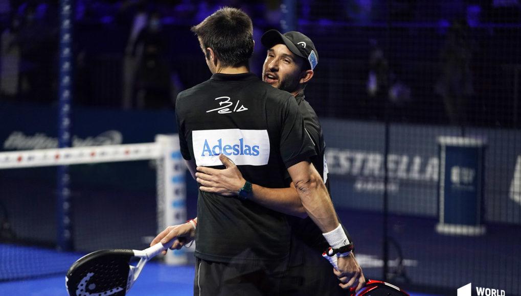 Sanyo y Bela sufren para alcanzar la final del Adeslas Madrid Open 2021