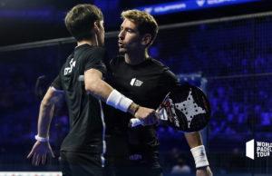 Franco Stupaczuk y Álex Ruiz siguen imparables en el Adeslas Madrid Open 2021