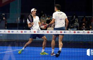 Lebrón y Galán lanzados a la final del Estrella Damm Alicante Open 2021