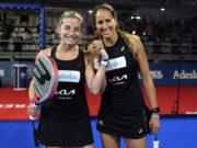 Alejandra Salazar y Gemma Triay arrasan en el Estrella Damm Alicante Open 2021