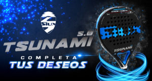 Siux presenta la nueva Siux Tsunami 5.0 12K