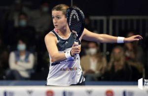 Los tres mejores puntos femeninos del Estrella Damm Alicante Open 2021