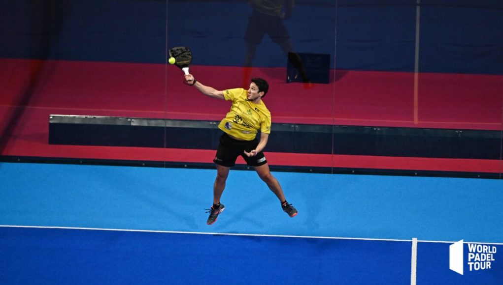 Uri Botello baja médica para el Madrid Open