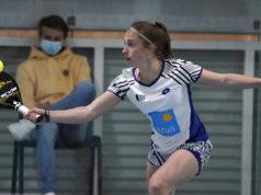 La fase previa femenina del Cupra Vigo Open 2021 entra en su recta final