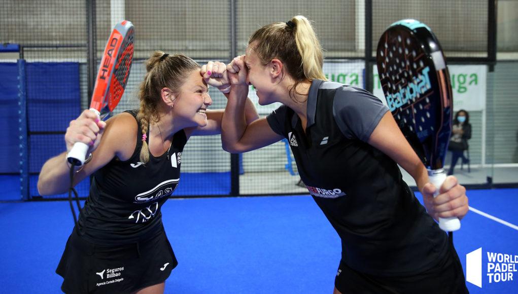 Aranza Osoro y Victoria Iglesias protagonistas de los octavos de final del Cupra Vigo Open 2021