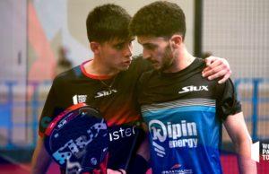 Javi Leal y Miguel Semmler alcanzan los cuartos de final del Cupra Vigo Open 2021 partiendo desde la pre previa