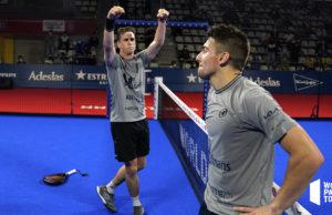 Paquito Navarro y Martín Di Nenno tumban a los nº1 en las semifinales del Cupra Vigo Open 2021