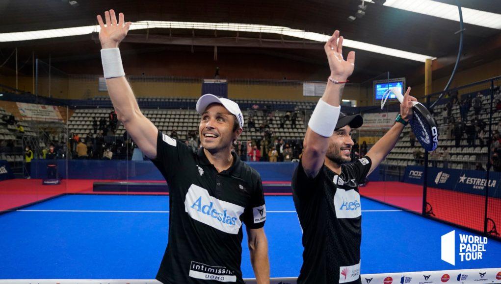 Sanyo y Bela logran su segundo título de la temporada en el Cupra Vigo Open 2021