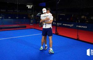 Sufrida victoria de los nº1 para alcanzar la final del Estrella Damm Santander Open 2021