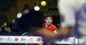 Los tres mejores puntos masculinos del Cupra Vigo Open 2021