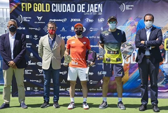 La firmeza brasileña y la garra andaluza se abren camino hacia el título en el FIP GOLD Ciudad de Jaén