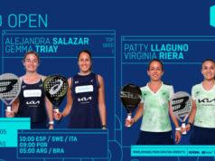 En directo las finales del Cupra Vigo Open 2021