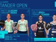 En directo las finales del Estrella Damm Santander Open 2021
