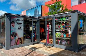 Nace la cuarta tienda Padel Nuestro en Italia