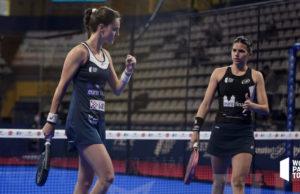 Tamara Icardo y Delfina Brea vencen a las Martas y disputarán las semifinales del Cupra Vigo Open 2021