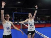Tamara Icardo y Delfina Brea conquistan en Santander su primer título