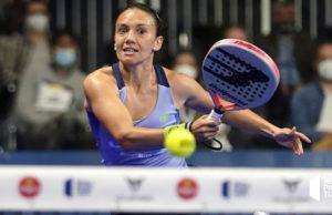 Virginia Riera se hizo con el MVP en el Cupra Vigo Open 2021