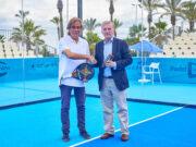 StarVie renueva como patrocinador oficial de la bola, pala y bolsería de las Series Nacionales de Pádel Estrella Damm España y Portugal