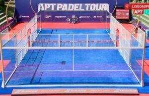 final del APT Padel Tour Lisboa Open