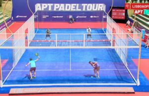 En directo las semifinales del APT Padel Tour Lisboa Open