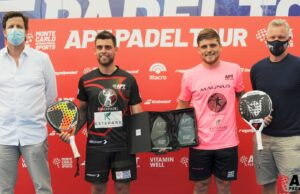 Chiostri-Alfonso campeones del Lisboa Open