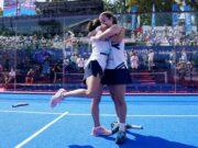 Ariana Sánchez y Paula Josemaría campeonas del Cervezas Victoria Marbella Master 2021