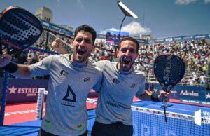 Maxi Sánchez y Lucho Capra campeones del World Padel Tour Valladolid Master 2021