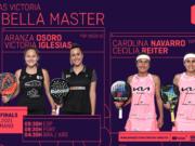 En directo los cuartos de final femeninos del Cervezas Victoria Marbella Master 2021