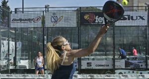 Málaga se prepara para la prueba reina del pádel senior