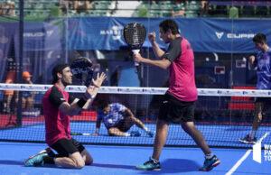 Uri Botello y Javi Ruiz vuelven a unas semifinales