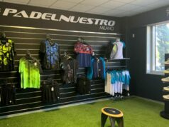 Abre la primera tienda Padel Nuestro en el norte de Italia